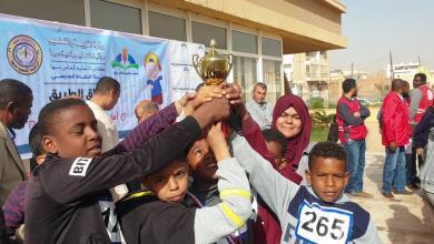 "Photo of تنظيم سباق ""الطريق"" لطلبة المدارس الخاصة بسبها"
