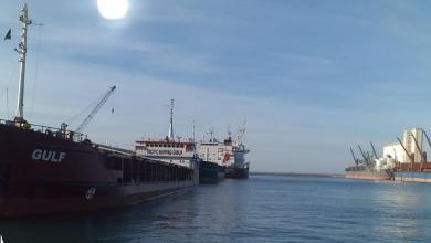 Photo of لا حالات اشتباه بفيروس كورونا على السفن القادمة إلى ليبيا