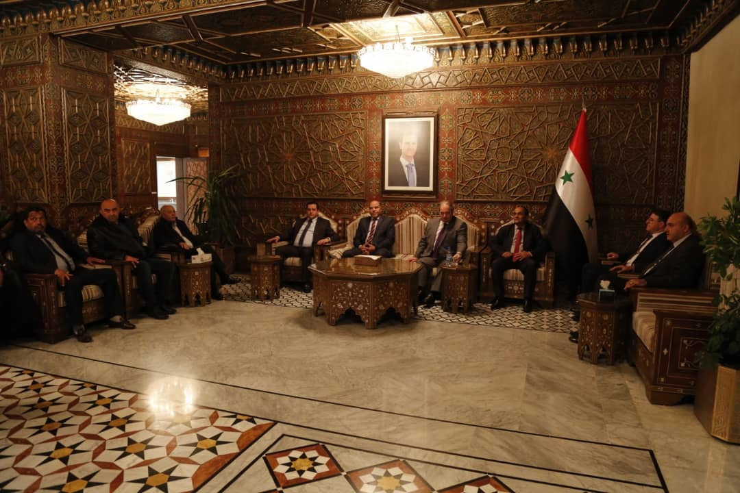 الخارجية الليبية تنفي تسمية سفيرا لليبيا بسوريا