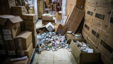 Photo of ضبط أدوية فاسدة بكميات كبيرة في بنغازي (صور)