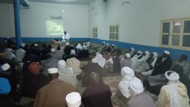 Photo of مرزق.. محاضرة في نادي التحدي للتوعية بكورونا