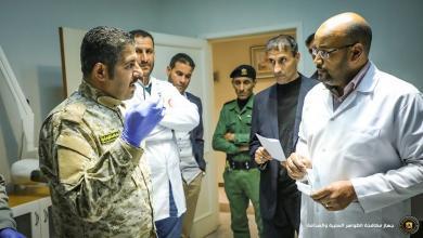 "Photo of ""المكافحة"" تغلق غرف الجراحة بـ ""مركز بنغازي لطب الأسنان"""