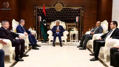 Photo of وفد روسي يبحث التعاون التجاري مع الحكومة الليبية