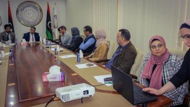 Photo of الحكومة الليبية تعقد اجتماعا موسع مع منظمات دولية لمكافحة كورونا