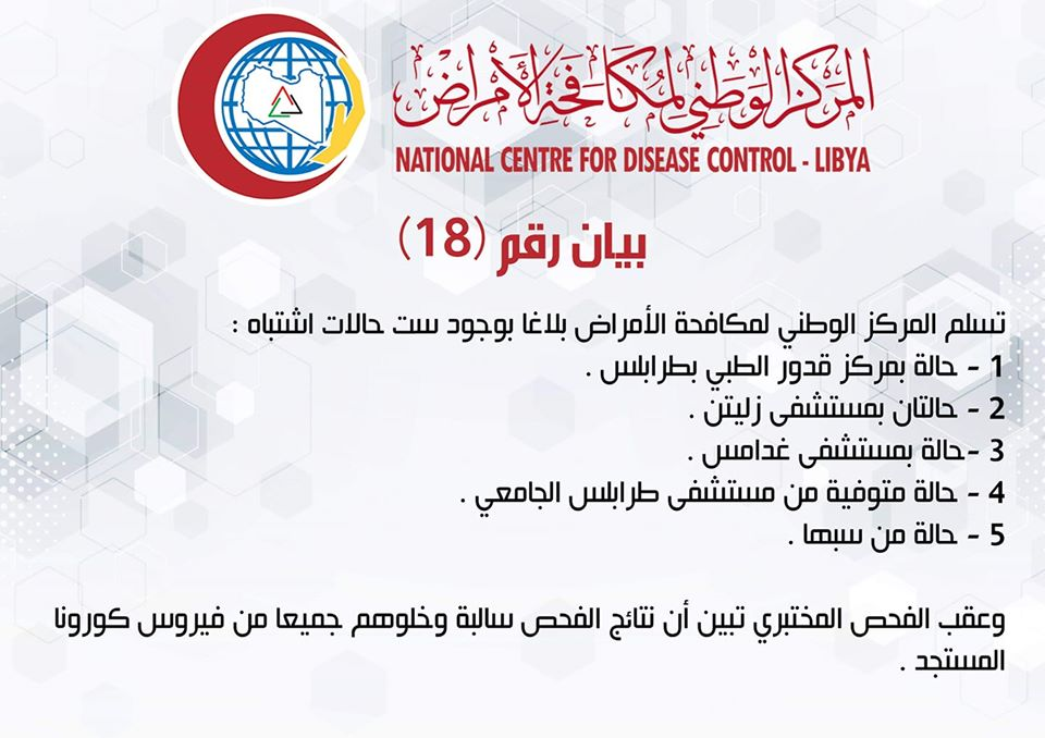 المركز الوطني لمكافحة الأمراض