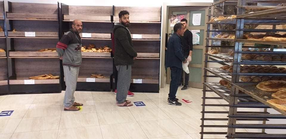 بلدية أبوسليم تعلن إجراءاتها الوقائية من كورونا في المخابز