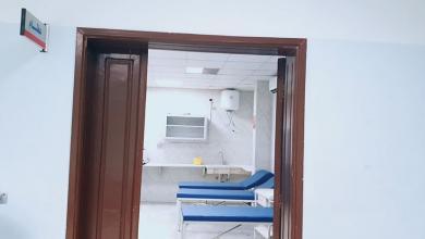 مركز سبها الطبي يعلن عن صيانة مستعجلة للعيادات الخارجية لمواجهة كورونا