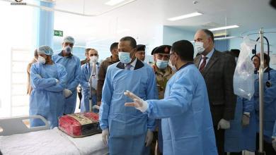 Photo of افتتاح مستشفى الهواري بعد تجهيزه للحجر الصحي