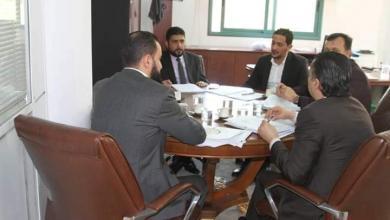 "Photo of ""مالية الوفاق"" تبحث الترتيبات المالية لعام 2020"