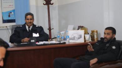 Photo of غرفة الطوارئ بمديرية أمن مسلاتة تطالب المواطنين الالتزام بحظر التجول