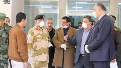 Photo of اللجنة العليا لمكافحة وباء كورونا تجري زيارة لأماكن الحجر الصحي
