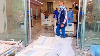 Photo of مركز العزل بمصراتة يتسلّم شحنة أجهزة ومعدات