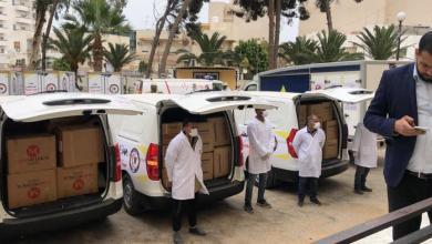 Photo of 50 سيارة إسعاف تتجه إلى البلديات (صور)