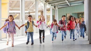 صورة دراسة: الأطفال المصابون بفيروس كورونا ظهرت عليهم أعراض خفيفة