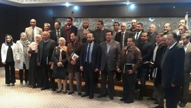Photo of الجمعية الليبية لأعضاء الهيئات القضائية تعلن إيقاف عمل كافة المحاكم