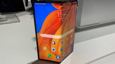 Photo of هواوي تعلن عن ثاني هواتفها المطوية Huawei Mate Xs