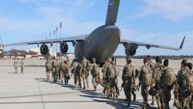 Photo of قوة هجومية أمريكية تصل العراق بعد تكرار استهداف قاعدة أمريكية