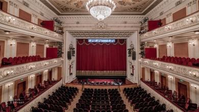 صورة مسرح روسي يتحدى الكورونا.. شاهد ماذا فعل؟
