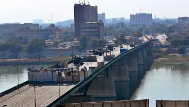 Photo of هجوم صاروخي على المنطقة الخضراء في بغداد