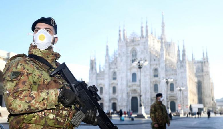 Photo of بسبب كورونا.. إيطاليا تعلن تأجيل اجتماع دولي حول ليبيا