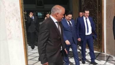 Photo of الحويج يلتقي نظيره المغربي لبحث التدخل التركي