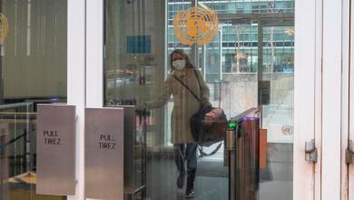 Photo of مقر الأمم المتحدة في نيويورك يسجّل أول إصابة بكورونا