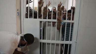"""Photo of """"هيومن رايتس"""" تحذّر من تفشي كورونا في السجون الليبية"""