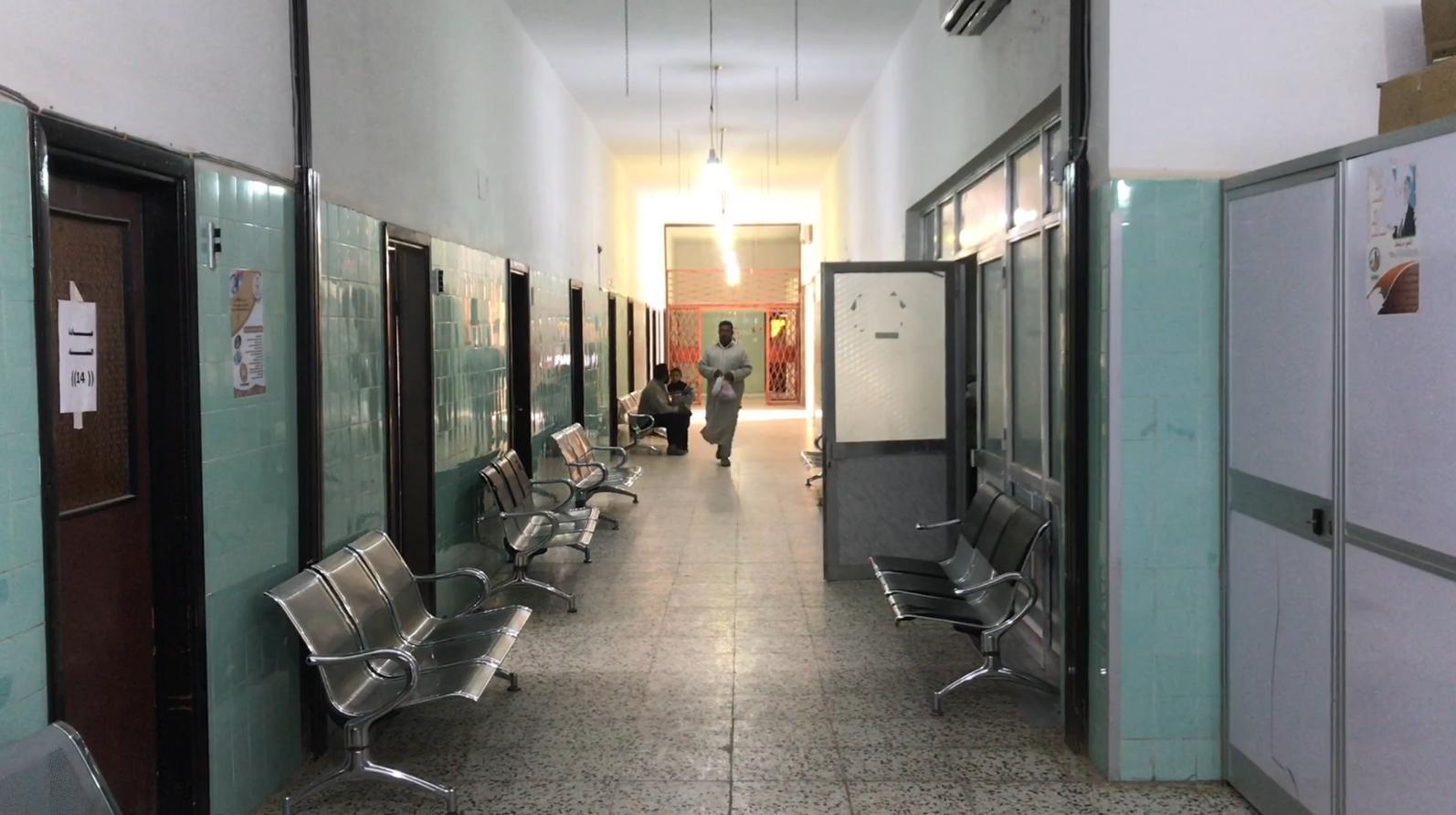 حالة اشتباه بإصابة فيروس كورونا في مستشفى تيجي
