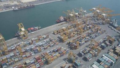 Photo of أطنان من الغاز والحبوب تصل ميناء طرابلس