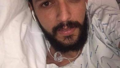 Photo of لاعب الخمس أحمد بريش يتجاوز خطر كورونا