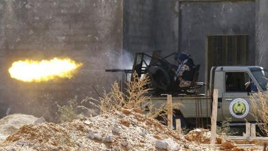 صورة طرابلس: تصاعد حدة الاشتباكات يغيب فرحة العيد