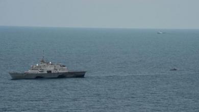 """صورة تفاصيل أول مهمة لـ""""إيريني"""" قبالة ليبيا"""
