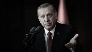 صورة أردوغان: تركيا ليست دولة فاشية أو قبلية