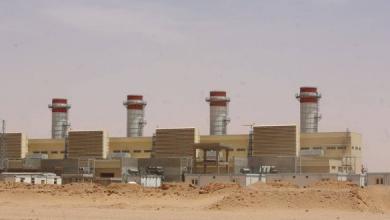 صورة إنجاز ليبي يرفع إنتاجية الكهرباء بمحطة أوباري