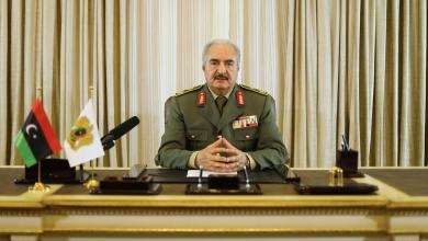 Photo of المشير حفتر يُعلن شروطه للتفاوض مع الوفاق