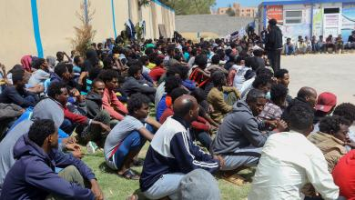 صورة أطباء بلا حدود: أوضاع المهاجرين في ليبيا سيئة