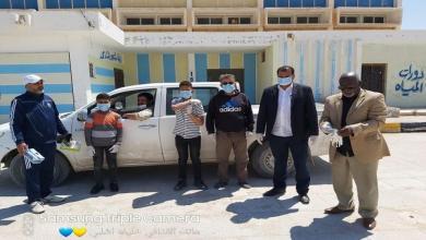 """Photo of استمرار حملة """"تعاون الخير"""" في اجدابيا"""