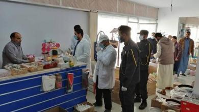 "Photo of ""رقابة الأغذية"".. الجيش الساهر على صحة الليبيين"