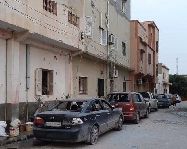 """حي طريق السور - وسط مدينة طرابلس - """"أرشيفية"""""""