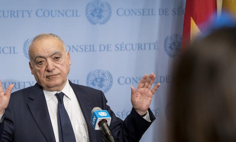 """صورة سلامة يطرح """"حلولاً"""" لأزمة ليبيا المُعقّدة"""