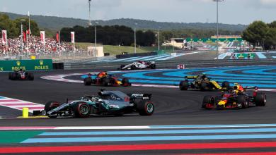 صورة إلغاء جائزة فرنسا الكبرى للفورمولا 1 بسبب كورونا