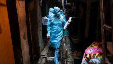 Photo of كورونا: أكثر من 2.5 مليون مصاب حول العالم