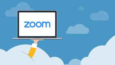 صورة تطبيقZoomيعزز أمان المستخدمين بتحديثات جديدة