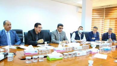 Photo of مراجعة حسابات المصرف المركزي تجمع شكشك والمشري