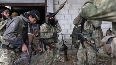 """صورة """"واشنطن بوست"""": المرتزقة السوريون يُهدّدون أمن غرب ليبيا"""