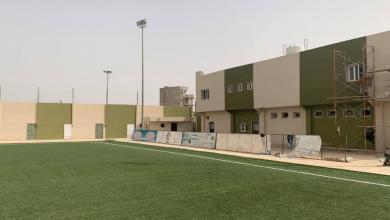 Photo of الاتحاد المصراتي يستكمل مراحل صيانة مقره