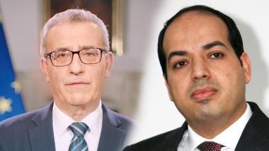 صورة معيتيق يبحث الملف الليبي مع وزير خارجية مالطا