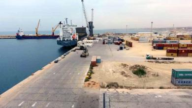 صورة ميناء الخمس يستعد لاستقبال 30 ألف طن من القمح