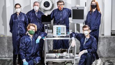 صورة بـ37 يوما.. ناسا تصنع جهاز تنفس اصطناعي