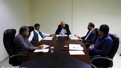 Photo of إدارة الأهلي تعقد اجتماعها الدوري الثاني هذا العام